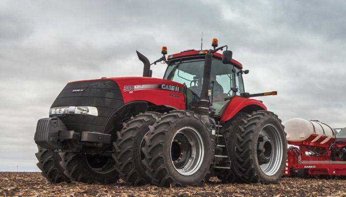 Таможенное оформление тракторов и спецтехники